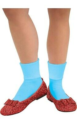 Licensed Dorothy Wizard Of Oz Adult Ruby Sequin Slippers Shoes