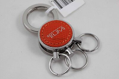 Tumi New Multi-Valet Key Fob Sunset Orange 14752SUN