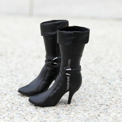 Figure 1 For 16th 6 Scale Shoes Boots Action Female 12 Highheel qqH8z