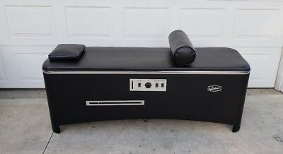 The Spinalator Intersegmental Chiropractic Traction Massage Roller Table