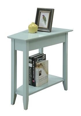 wooden chair side. Small End Table Nightstand Chair Side Narrow Wooden Living Room Wood Accent NEW