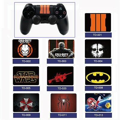 Playstation 4 Controller Touchpad Stickers