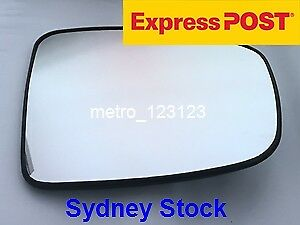 RIGHT DRIVER SIDE MIRROR GLASS FOR TOYOTA RAV4 2013 Onward