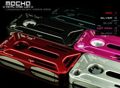 Lishi Hard Shockproof Bumper Housing Case Cover For iPhone 4 4S