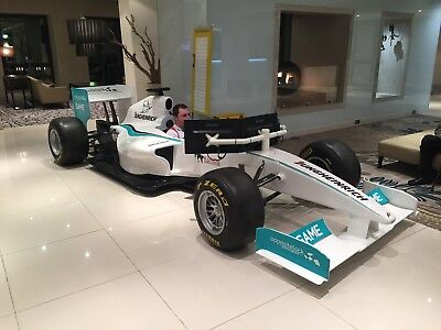 Formula One (F1) Simulator Business For Sale With Bookings!