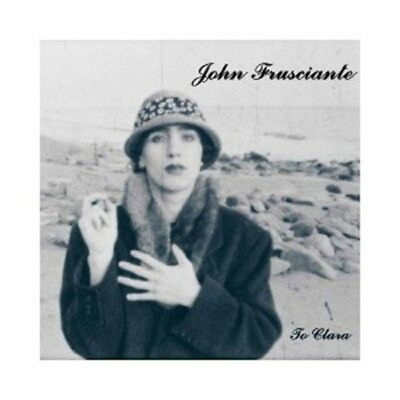 John Frusciante - Niandra Lades And Usually Just A T-Shirt  Cd Rock Pop Neuf