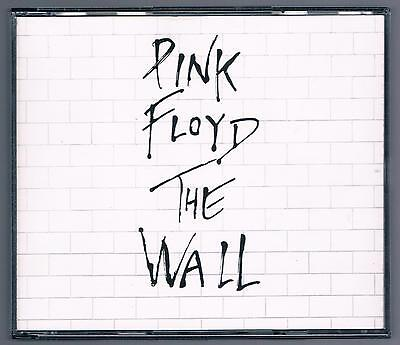 Pink Floyd The Wall - 2 Cd Out Catalogue Made In Italy