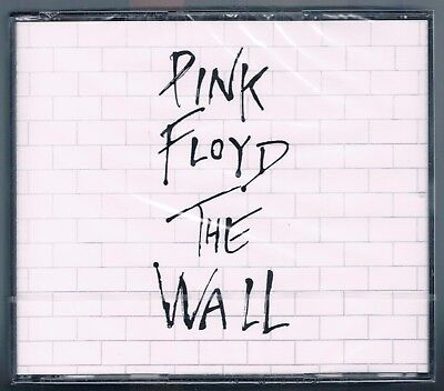 Pink Floyd The Wall - 2 Cd Out Catalogue Sealed