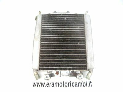 Radiator Complete Fan Cooling Gilera Runner 125 St 2008