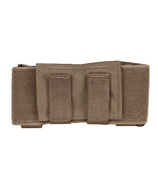 Tasmanian Tiger TT Modular Patch Holder Molle Klettfläche Coyote Brown Braun