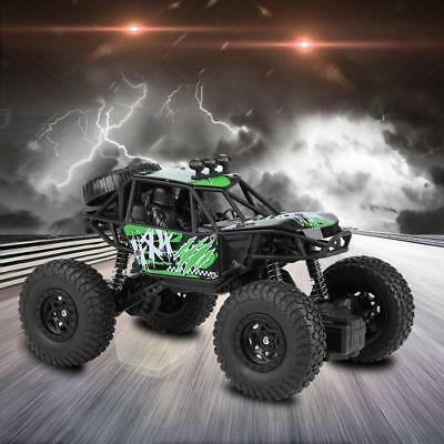 1:14 2.4Ghz 4WD Off-road Jeep RC Car Crawler Military Truck Remote Control Toy