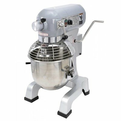 Commercial Kitchen 20 Qt. Planetary Food Mixer Heavy Duty