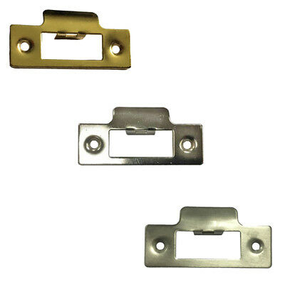 Strike Plates Short For Tubular Mortice Latches/locks Square