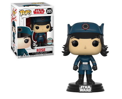 Funko Pop Rose in disguise specialty series Star Wars The Last Jedi