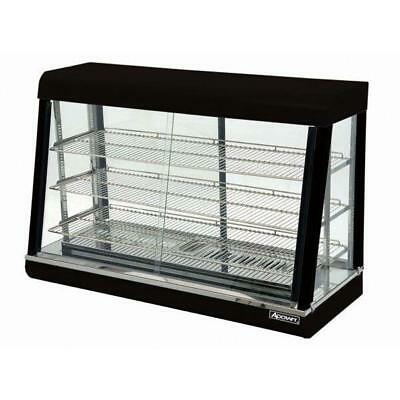 """Commercial Countertop Heated Display Food Warmer 48"""""""