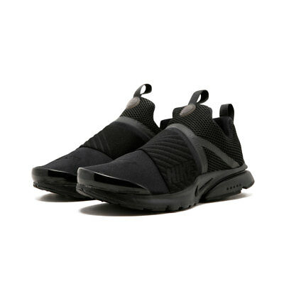 Nike Big Kid's Presto Extreme Shoes (GS) NEW AUTHENTIC Black/Black 870020-001