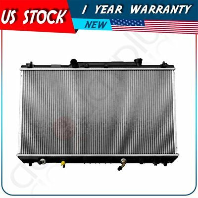 Fits CU1909 New Replacement Aluminum Radiator for 1997-2001 Toyota Camry l4 2.2L