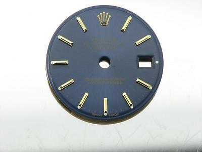 Rolex Ladies Datejust or Rolex Date Genuine Dial For 6917, 69173, 69178, 69160