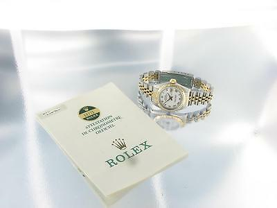 Rolex Datejust Women's Steel & Gold Automatic Ladies Oyster Perpetual Watch