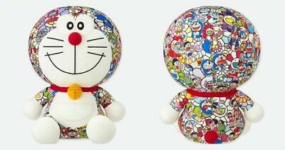 Uniqlo Exclusive Doraemon Plush Toy (Takashi Murakami × Doraemon Collection)