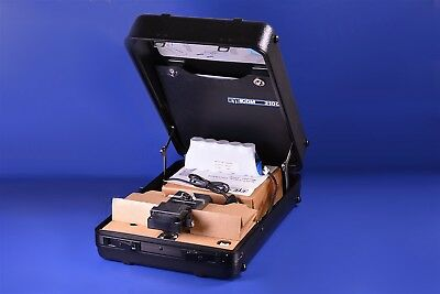 Eyecom 2100 Portable Microfiche Microfilm Viewer w/ Battery Option New In Box