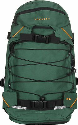 "FORVERT ""LOUIS"" RUCKSACK/ BACKPACK dark green / dünkelgrün  NEU"