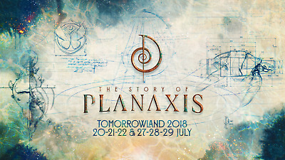 (PRESALE) Tomorrowland Full Madness Pass + Magnificent Greens Access Weekend