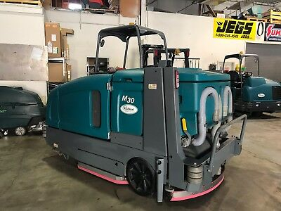 1/2 Price Refurbished Tennant M30's Rider Sweeper/Scrubber