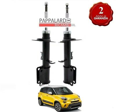 Kit 2 Ammortizzatori Anteriori Fiat 500 L 1.3 1.6 Multijet Natural Power 1.4 Gpl