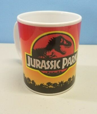 Jurassic Park mug Full Color classic Movie 11 Oz High Quality