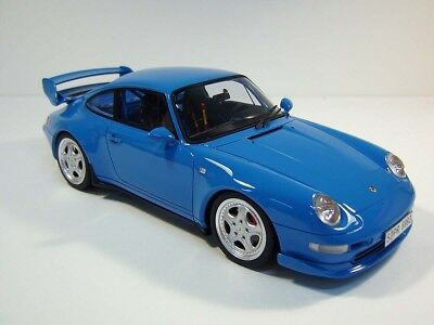 1:18 GT SPIRIT PORSCHE 911 (993) CARRERA RS CLUB SPORT Blue GT005CS NEW