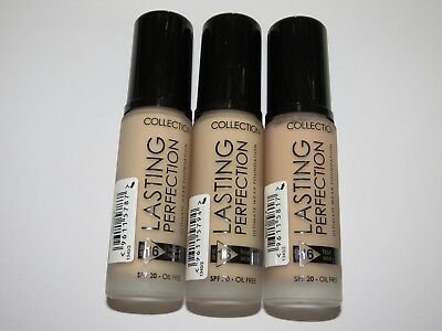 Collection Lasting Perfection Ultimate Wear Foundation 30ML