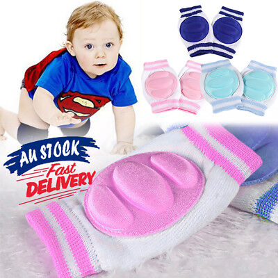 Baby Toddler Anti-slip Protector Safety Crawling Elbow Cushion Toddlers Knee Pad