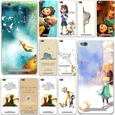 The little prince and the fox Phone Case for Redmi Xiaomi Note 4X 4A 5A Mi A1 5X