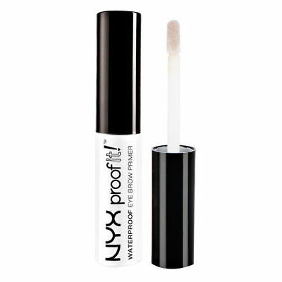 NYX proof It! Waterproof Eyebrow Primer (Colorless) (.23 fl oz) New in Box