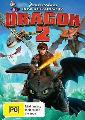 How To Train Your Dragon 2 DVD R4