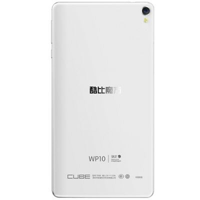 NEW CVACC-74123 CUBE WP10 4G PHABLET RUNS ON A WINDOWS 10 OPERATING SYSTEM .g.