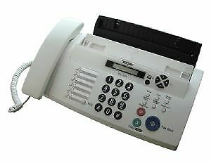 NEW FAB878 FAX-878, BROTHER FAX-878THERM TFR FAX 9.6KBS MODEM, ADF, 512KB M.e.