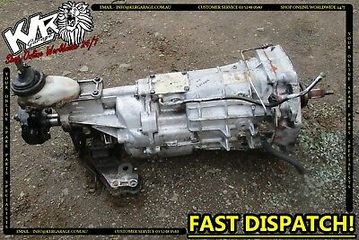 VX SS Sedan MM6 6 Speed Manual BARE Gearbox Replacement - VY VZ HSV - T56 - KLR