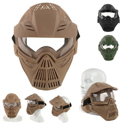 Empire Invert Helix Paintball Goggle Mask w/ Thermal Anti-Fog Lens
