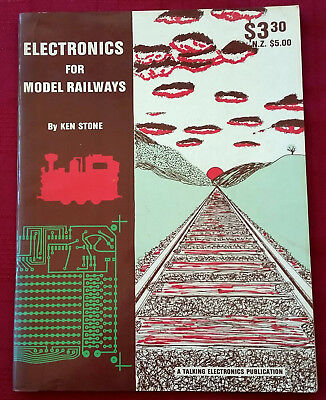 Electronics for Model Railways by Ken Stone - Trains, Railway BOOK 1