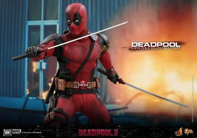 Hot toys HT 1/6 MMS490   Deadpool 2.0 actions figure full set CA