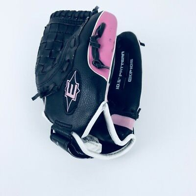 "Women's Easton Baseball / Softball LEFT Glove Size 10.5"" Excellent Condition"