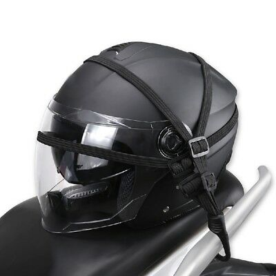 Motorcycle Bicycle Fixed Luggage Helmet Cargo Sundries Storage Elastic Ro Pro AU