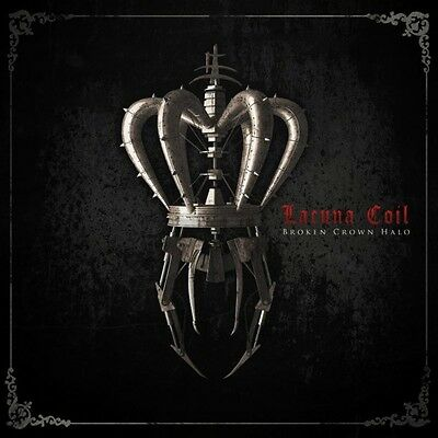 Gap Coil - Broken Crown Halo - Super Deluxe Edition 2CD + DVD New Sealed