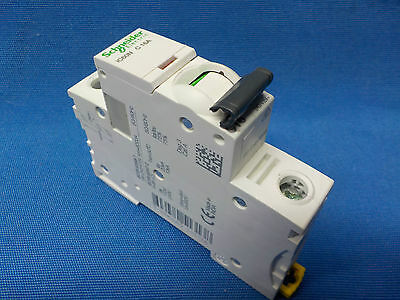 Schneider Acti9 IC60N, A9F77116 Circuit Breaker MCB 1P C 16A  NEW
