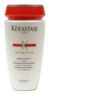 Bain Satin 2 Irisome Kérastas Nutritive 250ml [70K0022A]