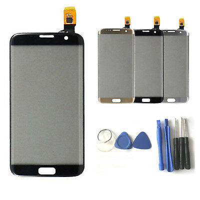 LCD Touch Screen Digitizer Replacement For Samsung Galaxy S7 Edge G935 +Tools