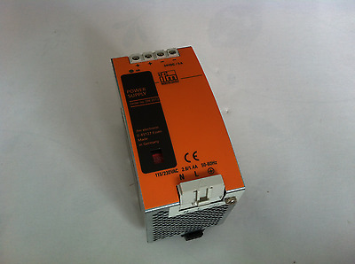 IFM Electronic  Netzteil   Power Supply  24VDC / 5A  DN 2012  Neu ohne OVP
