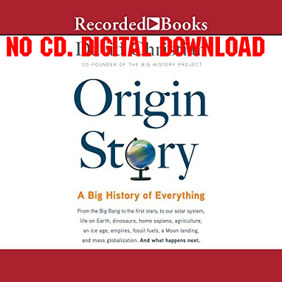 Origin Story A Big History of Everything by David Christian [AUDIOBOOK]